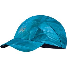 Buff Pro Run Czapka, r-b-magik turquoise